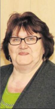 Christine Trenner, AsF-Bezirksvorsitzende