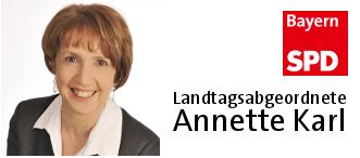 MdL Annette Karl