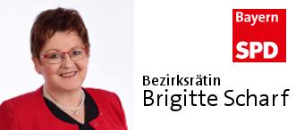 Bezirksrätin Brigitte Scharf