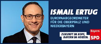 Europaabgeordneter Ismail Ertug