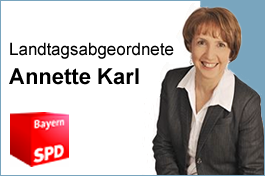 MdL Annette Karl